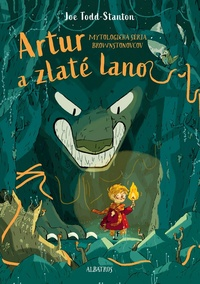 Artur a zlaté lano (slovenské vydanie)