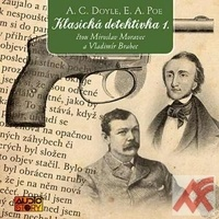 Klasická detektivka 1. - MP3 (audiokniha)