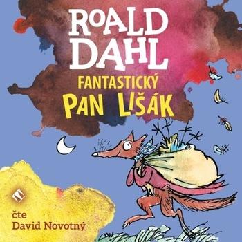 Fantastický pan Lišák - CD MP3 (audiokniha)