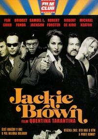 Jackie Brown - DVD (papierový obal)