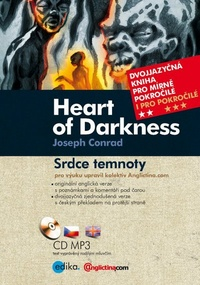Srdce temnoty / Heart of Darkness + MP3 CD