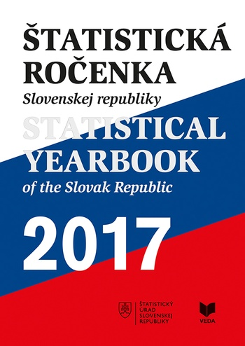Štatistická ročenka SR 2017 / Statistical Yearbook of the Slovak Republic 2017
