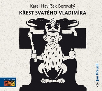 Křest svatého Vladimíra - MP3 CD (audiokniha)