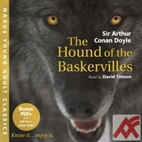 The Hound of the Baskervilles - 3 CD (audiokniha)