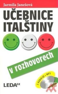 Učebnice italštiny v rozhovorech + 2 audio CD + MP3