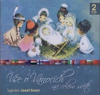 Vše o Vánocích na celém světě - 2 CD (audiokniha)