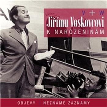Jiřímu Voskovcovi k narozeninám