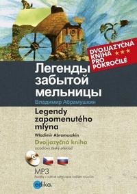 Legendy zapomenutého mlýna / Legendy zabytoj mělnicya + MP3 CD