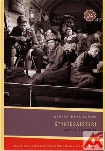 Štyridsaťštyri - DVD