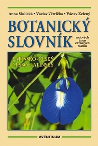 Botanický slovník rodových jmen cévnatých rostlin