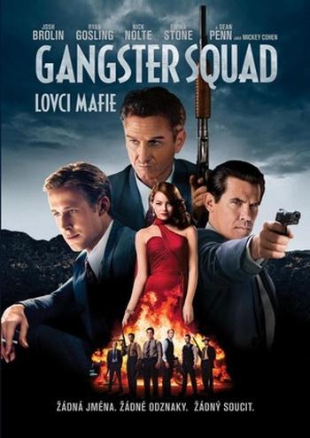 Gangster Squad. Lovci mafie - DVD