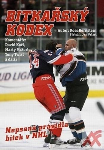 Bitkařský kodex. Nepsaná pravidla bitek v NHL