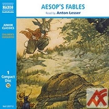 Aesops Fables - CD (audiokniha)