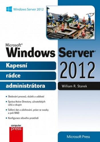 Microsoft Windows Server 2012. Kapesní rádce administrátora