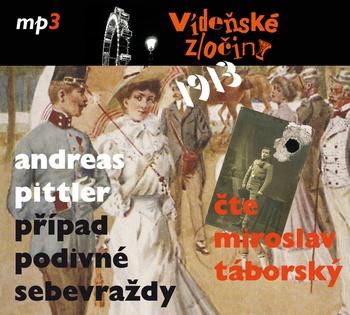 Vídeňské zločiny 1 - CD MP3 (audiokniha)