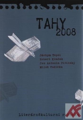 Tahy 2008. Literárněkulturní ročenka