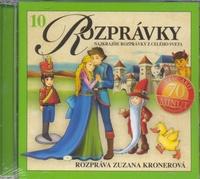 Rozprávky 10 - CD (audiokniha)