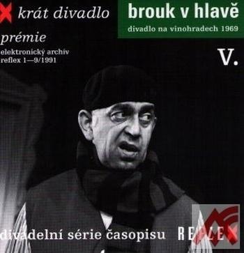 Brouk v hlavě - DVD (divadelné predstavenie)
