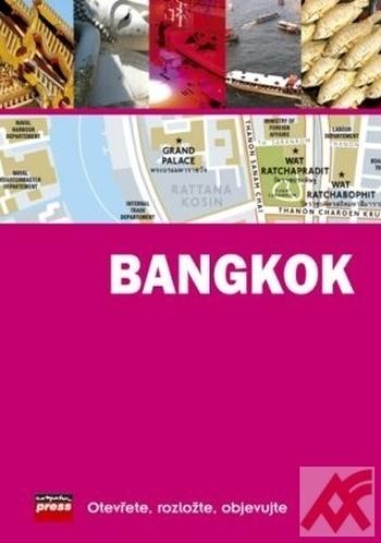Bangkok - Průvodce s mapou