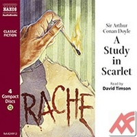 A Study in Scarlet - 4 CD (audiokniha)