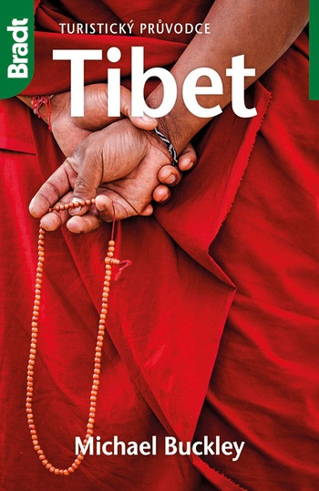 Tibet - Turistický průvodce Brandt