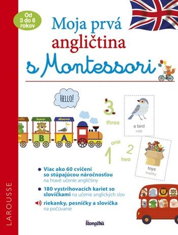 Moja prvá angličtina s Montessori