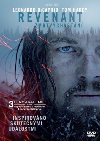 Revenant. Zmrtvýchvstání - DVD