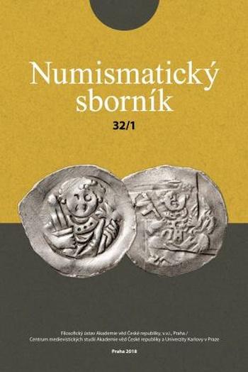 Numismatický sborník 32/1 2019