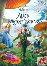 Alica v krajine zázrakov - DVD