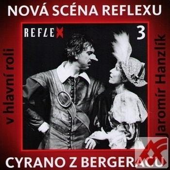 Cyrano z Bergeracu - DVD (divadelné predstavenie)