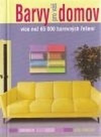 Barvy pro váš domov. Více než 65 000 barevných řešení
