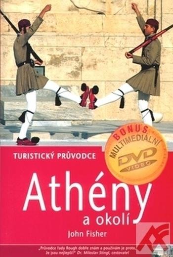 Athény a okolí - Rough Guide + DVD