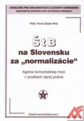 Štb na Slovensku za normalizácie