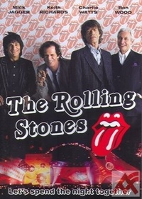 The Rolling Stones: Let`s Spend The Night Together - DVD