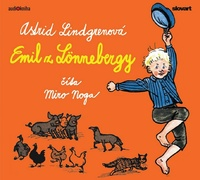 Emil z Lönnebergy - CD (audiokniha)