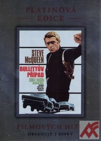 Bullittův případ - DVD