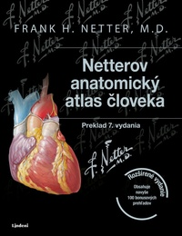 Netterov anatomický atlas človeka