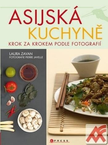Asijská kuchyně. Krok za krokem podle fotografií