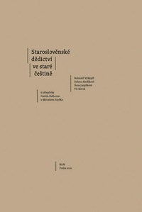 Staroslověnské dědictví ve staré češtině