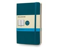 Zápisník, tečkovaný, měkký světle modrý S