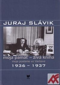 Moja pamäť - živá kniha. Moje poslanie vo Varšave 1936-1937
