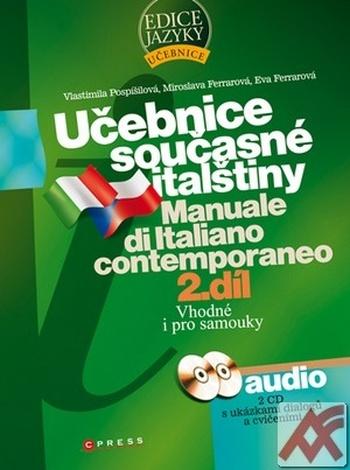 Učebnice současné italštiny 2. + audio CD