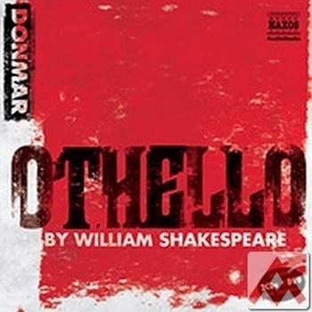 Othello - 3 CD (audiokniha)