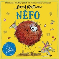 Něfo - CD MP3 (audiokniha)