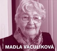 Madla Vaculíková - CD (audiokniha)