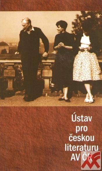 Ústav pro českou literaturu AV ČR
