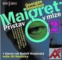 Maigret. Přístav v mlze - CD (audiokniha)