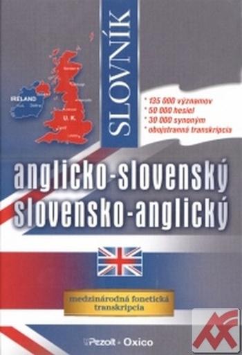 Anglicko-slovenský a slovensko-anglický slovník - HB