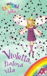 Violetta, fialová víla