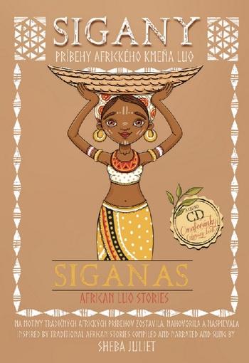 Sigany. Príbehy afrického kmeňa Luo - CD (audiokniha)